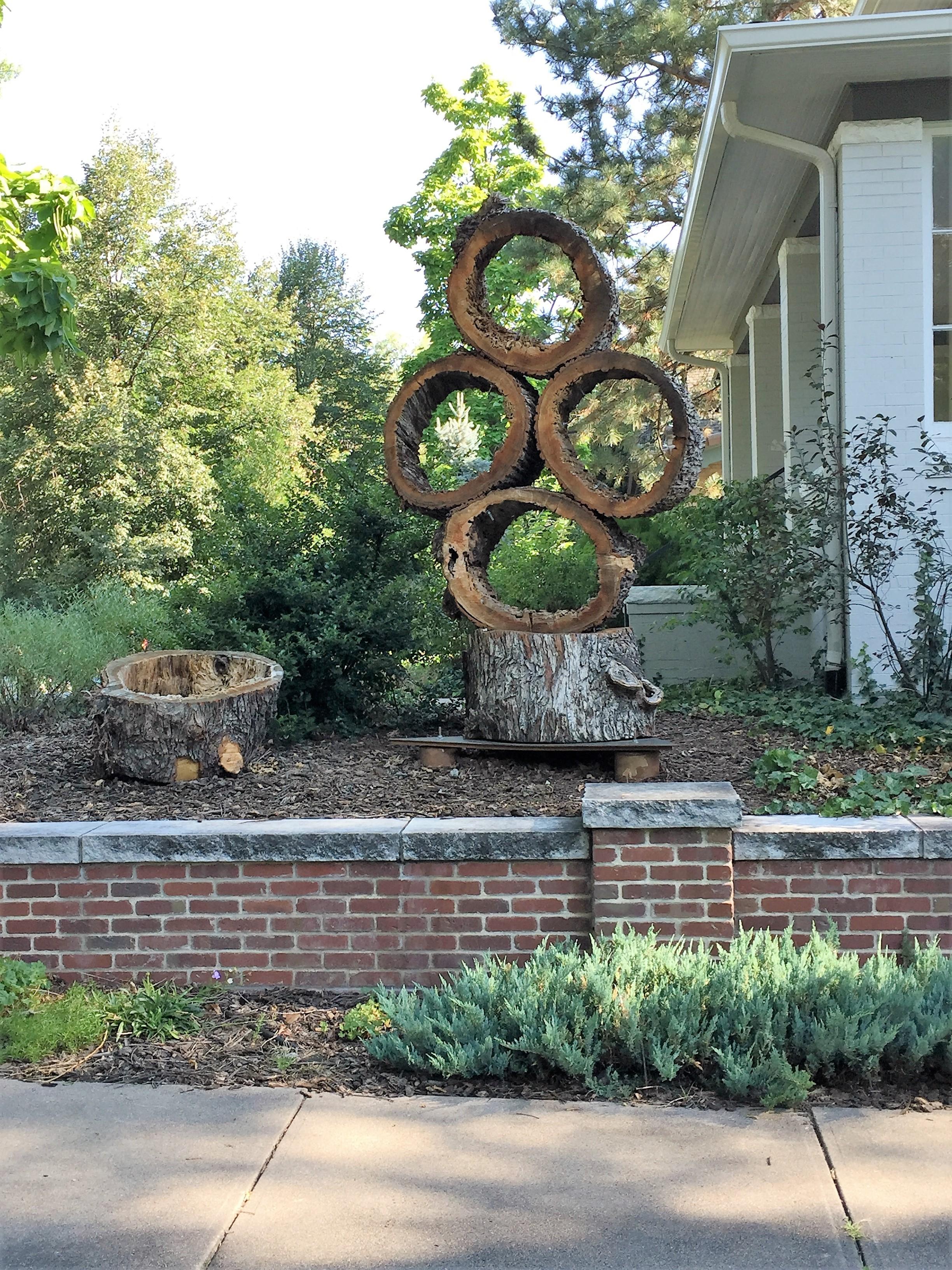 Repurposing A Dead Tree